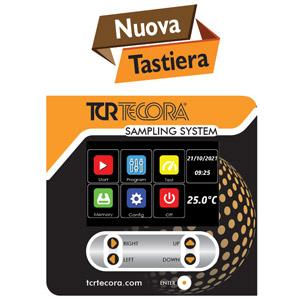 Nuova Tastiera - TCR Tecora