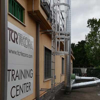 Training Center - TCR Tecora
